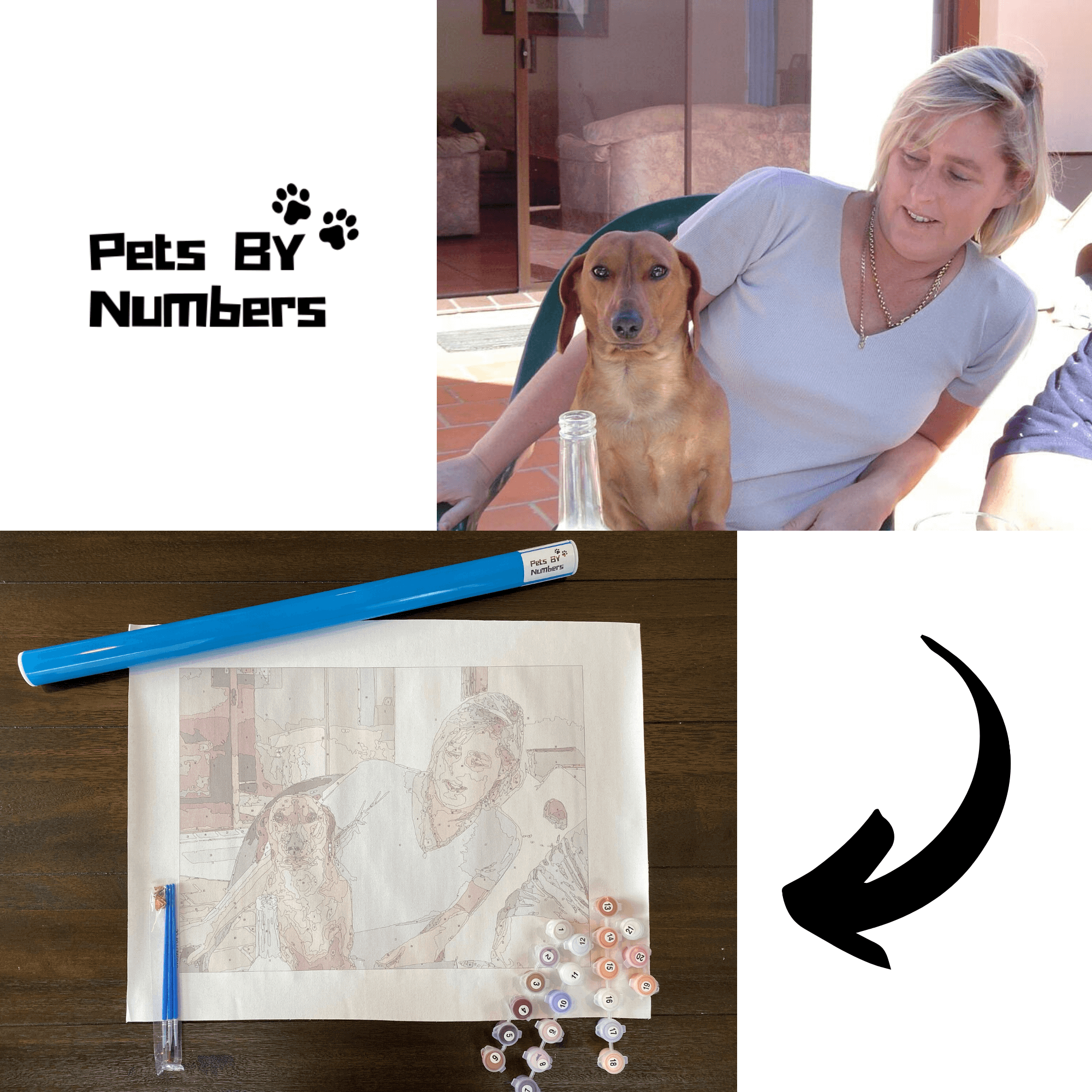 Enjoy the best benefits in terms of turning your pet's photo into a superhero Wall art