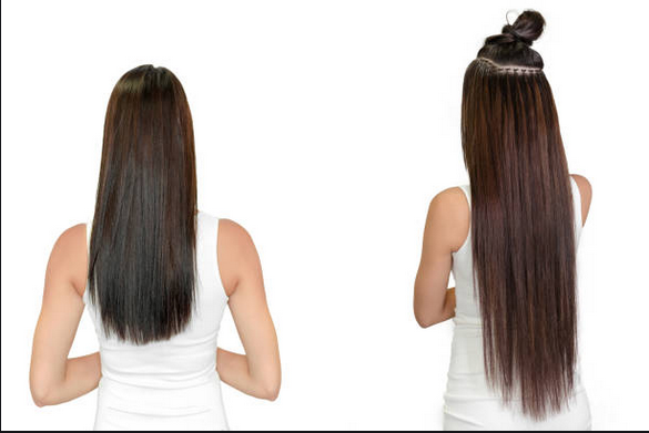 All stylists can take the course to have their Hair Extensions certification